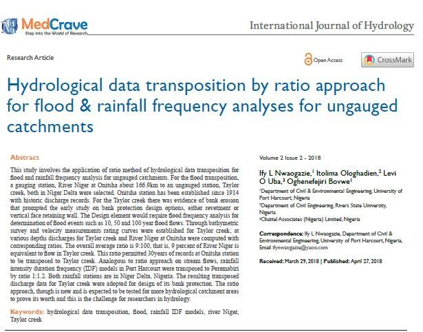 Hydrological_data_transposition